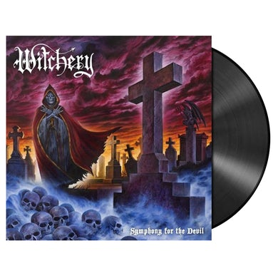 WITCHERY - 'Symphony For The Devil' LP (Vinyl)