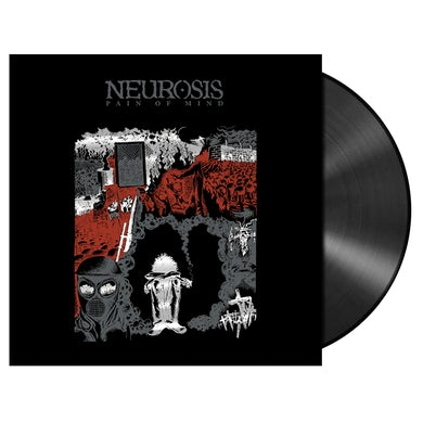 'Pain Of Mind' LP (Vinyl)