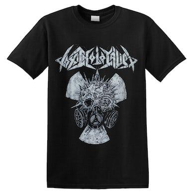 'Radiation Gas Mask' T-Shirt