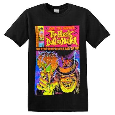 THE BLACK DAHLIA MURDER - 'Trick Or Treat' T-Shirt