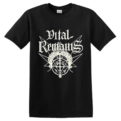 VITAL REMAINS - 'Old School' T-Shirt