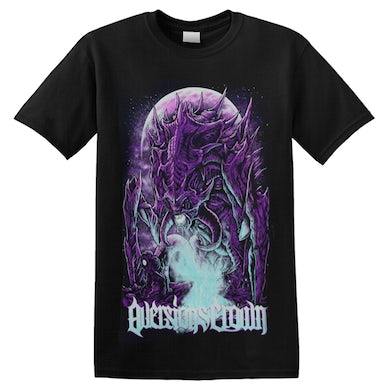 AVERSIONS CROWN - 'Starbeast' T-Shirt