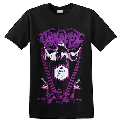 CARNIFEX - 'Arms Of Hell' T-Shirt
