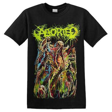 ABORTED - 'Puppet' T-Shirt