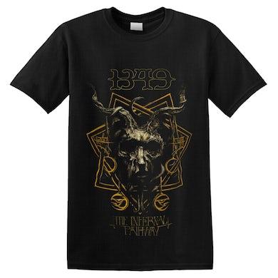 1349 - 'The Infernal Pathway' T-Shirt