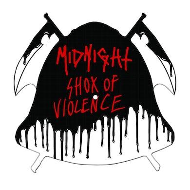 MIDNIGHT - 'Shox Of Violence' EP (Vinyl)