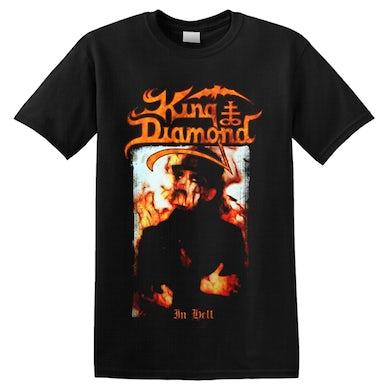 KING DIAMOND - 'In Hell' T-Shirt