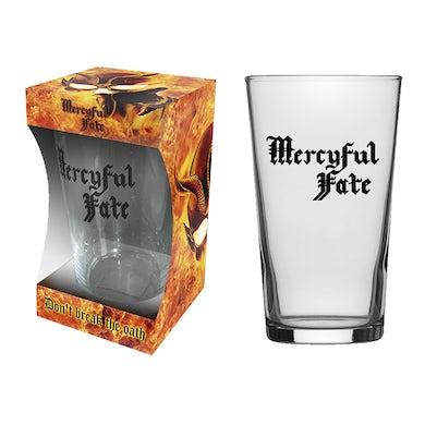 MERCYFUL FATE - 'Don't Break The Oath' Beer Glass
