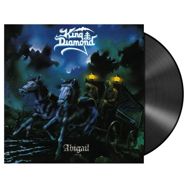 KING DIAMOND - 'Abigail' Re-Issue LP (Vinyl)