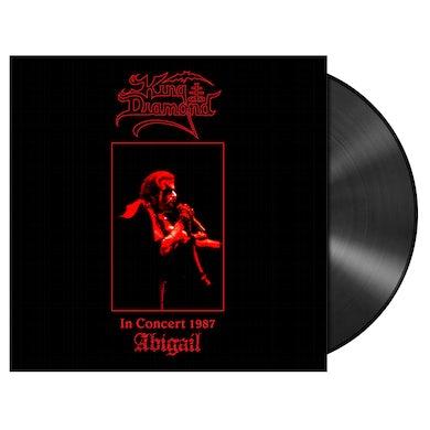KING DIAMOND - 'In Concert 1987: Abigail' Re-Issue LP (Vinyl)