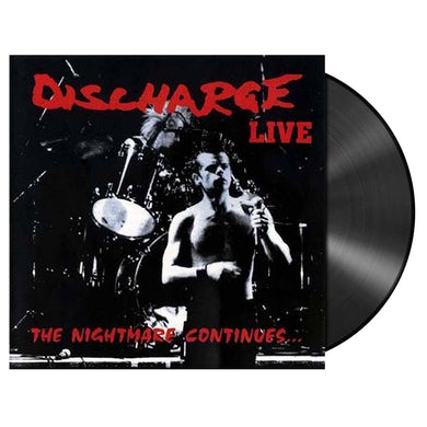 'The Nightmare Continues' LP (Vinyl)