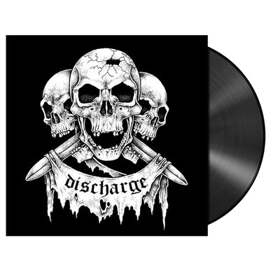 'Indoctrination Of The Masses' LP (Vinyl)