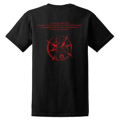 PESTILENCE - 'Testimony Of The Ancients' T-Shirt