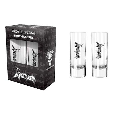 VENOM - 'Black Metal' Shot Glasses
