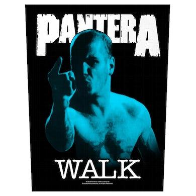 PANTERA - 'Walk' Back Patch