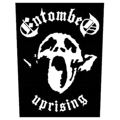 ENTOMBED - 'Uprising' Back Patch