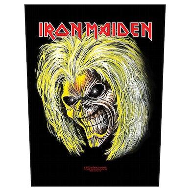 IRON MAIDEN - 'Killers / Eddie' Back Patch