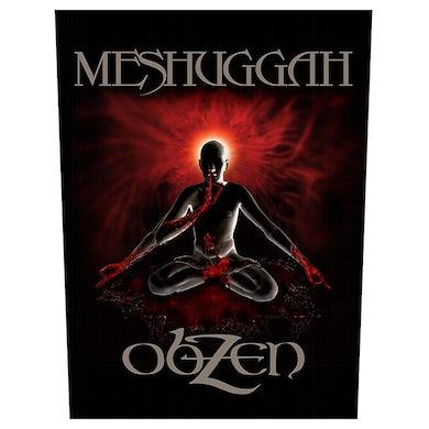 MESHUGGAH - 'Obzen' Back Patch