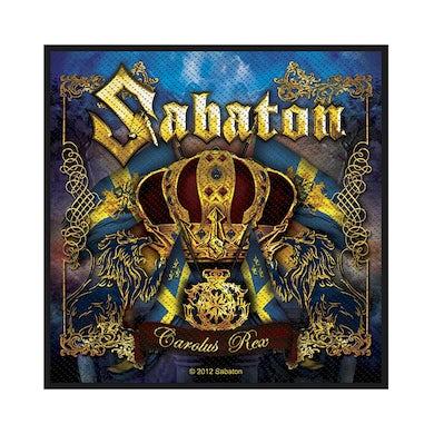 SABATON - 'Carolus Rex' Patch