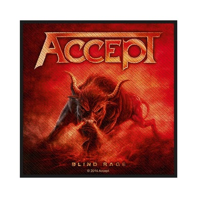 ACCEPT - 'Blind Rage' Patch