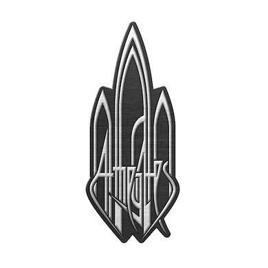 AT THE GATES - 'Logo' Metal Pin