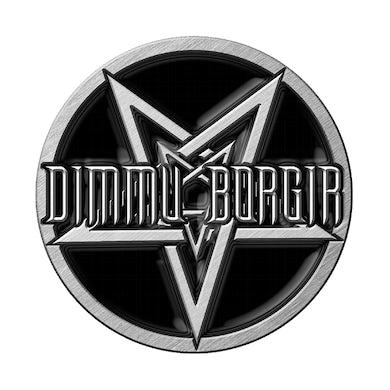 DIMMU BORGIR - 'Pentagram' Metal Pin