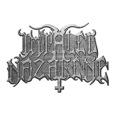IMPALED NAZARENE - 'Logo' Metal Pin