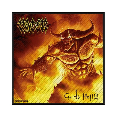 VADER - 'Go To Hell' Patch