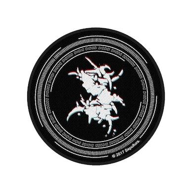 SEPULTURA - 'Binary Circular' Patch