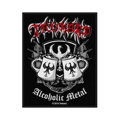 'Alcoholic Metal' Patch