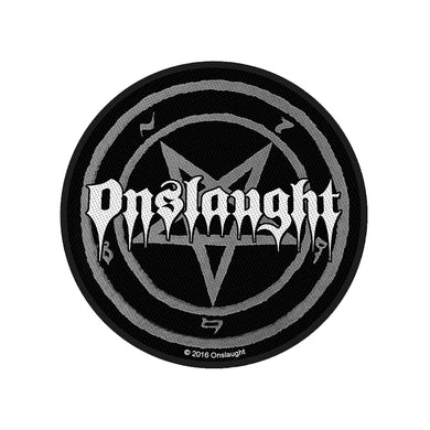 'Pentagram' Patch