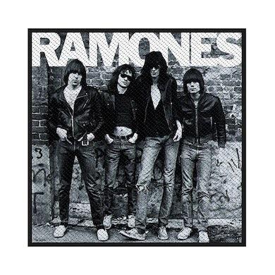 RAMONES - 'Ramones '76' Patch