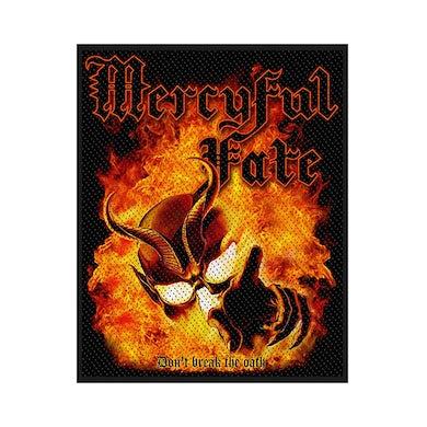 MERCYFUL FATE - 'Don't Break The Oath' Patch