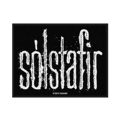 SOLSTAFIR - 'Logo' Patch
