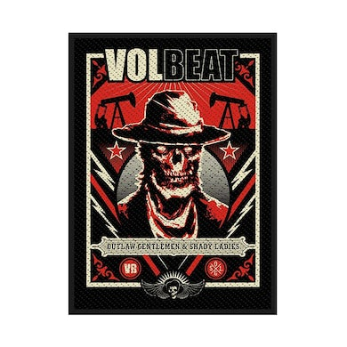 VOLBEAT - 'Ghoul Frame' Patch