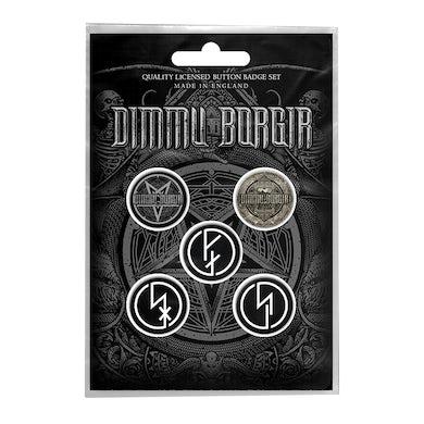 DIMMU BORGIR - 'Eonian' Badge Set