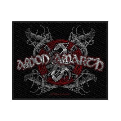 AMON AMARTH - 'Viking Dog' Patch