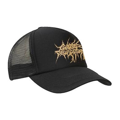 'Gold Logo' Trucker Cap