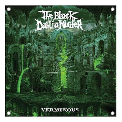 THE BLACK DAHLIA MURDER - 'Verminous' Flag
