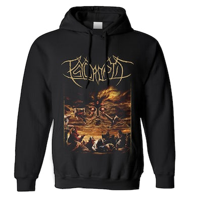 PSYCROPTIC - 'The Watcher Of All' Pullover Hoodie