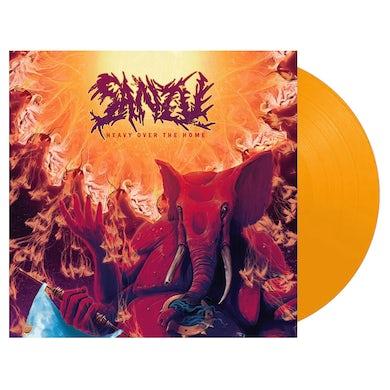 SANZU - 'Heavy Over The Home' LP (Vinyl)