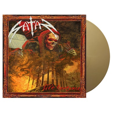 SATAN - 'Life Sentence' LP (Vinyl)