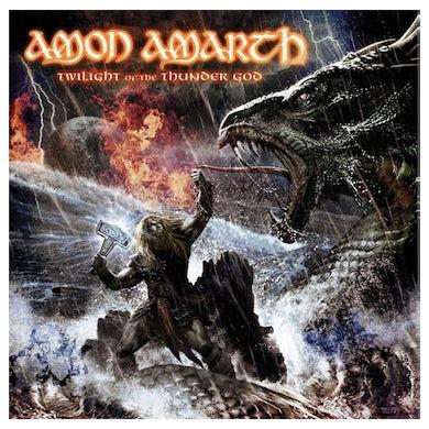AMON AMARTH - 'Twilight Of The Thundergod' CD