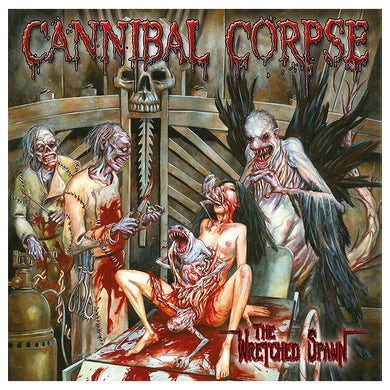 CANNIBAL CORPSE - 'The Wretched Spawn' CD
