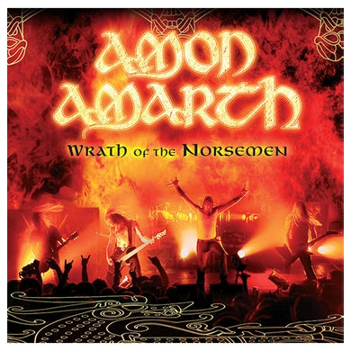 'Wrath Of The Norsemen' 3DVD