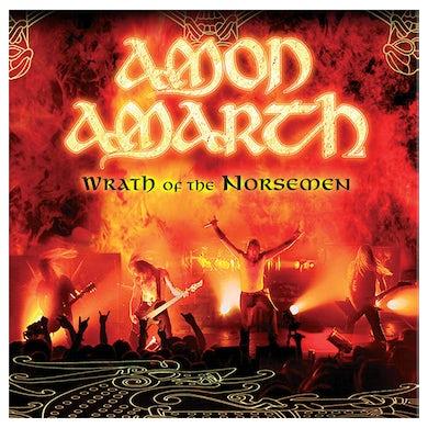 AMON AMARTH - 'Wrath Of The Norsemen' 3DVD