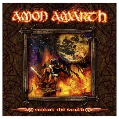 AMON AMARTH - 'Vs. The World' Re-Issue DigiCD