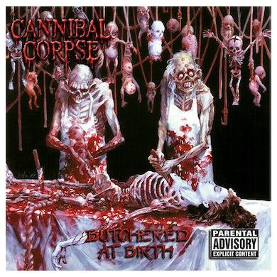 CANNIBAL CORPSE - 'Butchered At Birth' CD
