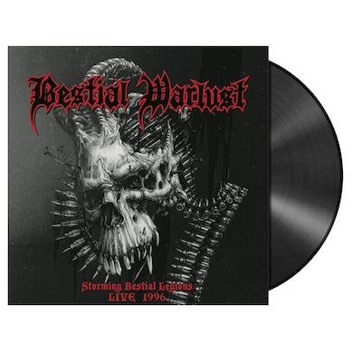 BESTIAL WARLUST - 'Storming Bestial Legions' LP (Vinyl)
