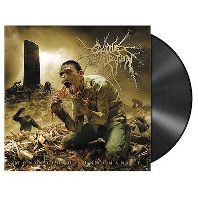 CATTLE DECAPITATION - 'Monolith Of Inhumanity' LP (Vinyl)